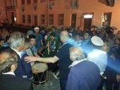 """Arrivano i vigili urbani, e il presidente Metelli difende i tamburini: """"suonate pure, che mi arrestassero"""" - TUTTOGGI.info   TuttOggi.info   Scoop.it"""