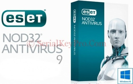 serial number nod32 antivirus 10 2018