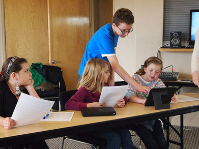 Accidentally Creating a Digital Writing Workshop ~ Edutopia | Into the Driver's Seat | Scoop.it