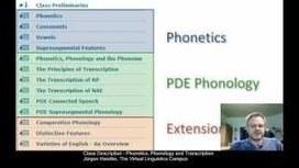 Phonetics, Phonology and Transcription - YouTube | ENGLISH PHONETICS | Scoop.it