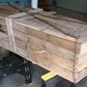 Lowcost Coffin made ​​of wooden pallets | DIY pallet furniture | pallets furniture | Scoop.it