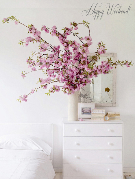 Happy Interior Blog: Ideas For A Happy Weekend | That's what i call a Design! | Scoop.it