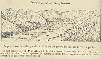 Une vallée balkanique d'après Jovan Cvijic (Cafés géographiques) | Géographie des Balkans | Scoop.it