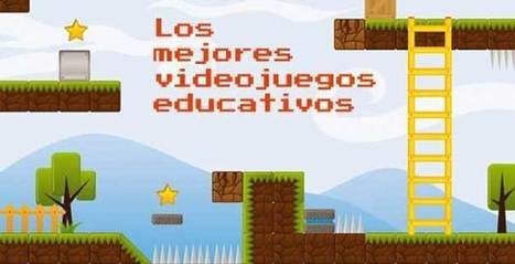 Videojuegos educativos: los 10 mejores | Tecnología Educativa S XXI | Scoop.it