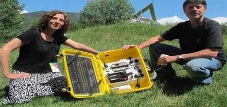 Solar Suitcase, innovation of Dr. Laura Stachel to save lives in rural clinics   veille stratégique et monde numérique   Scoop.it