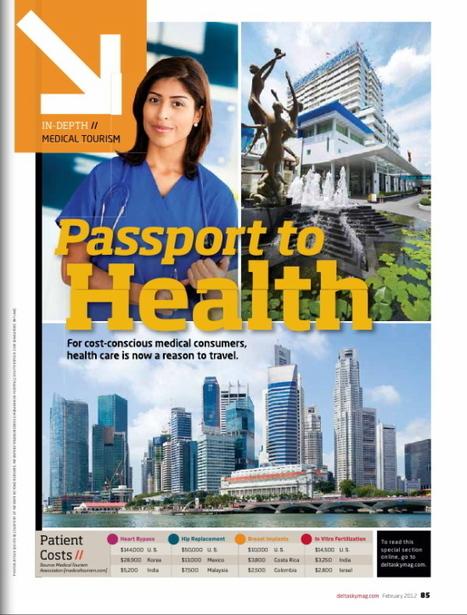 Delta Sky Magazine Section on Medical Tourism | Medical Tourism News | Scoop.it