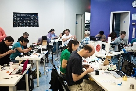 DIY Space For Biohackers Lets Fosters Open Sources Experiments @PSFK | SocialLibrary | Scoop.it