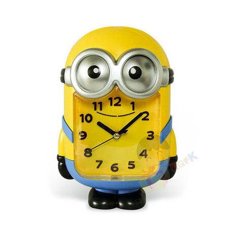 Minion Table Alarm Clock