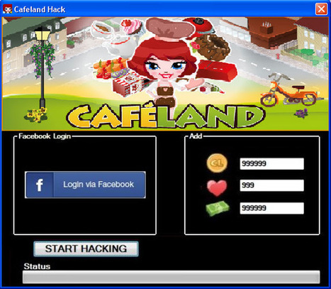cafeland hack gratuit