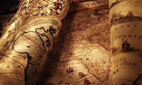 Cosas que probablemente no sabías de los mapas | Historia y Mapas | Scoop.it