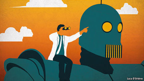 Will artificial intelligence help to crack biology? | The Economist | Digital Health | Scoop.it