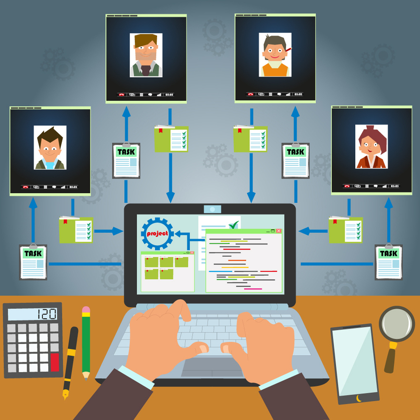 the advantages and disadvantages of web conferencing