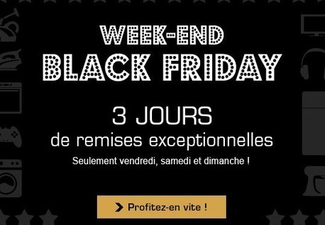 Super Bon Plan Black Friday Boulanger 2014 Su