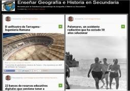 CURACIÓN DE CONTENIDOS EN EDUCACIÓN: DOS RECURSOS PARA PROFESORES DE CIENCIAS SOCIALES | Enseñar Geografía e Historia en Secundaria | Scoop.it