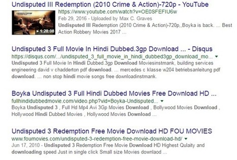 Undisputed 1 Hindi Dubbed Movie Download