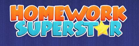 Binnenkort: Homework Superstar   Kinderen en interactieve media   Scoop.it