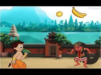 Chhota Bheem and the throne of Bali tamil full movie download 720p