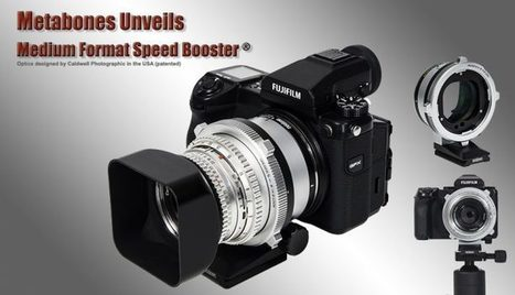 Metabones Introduces Hasselblad V to Fuji G mou