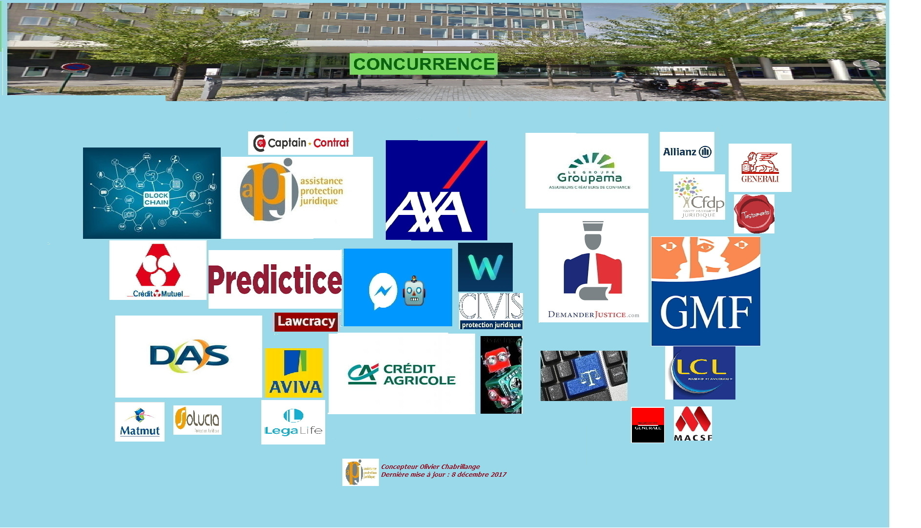 39 legaltech 39 in veille assurance protection juridique et for Protection juridique axa