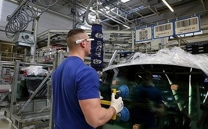 Volkswagen déploie les lunettes de réalité augmentée dans son usine de Wolfsburg - 4ième Révolution   Industrie 4.0   Scoop.it