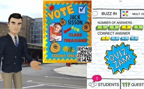 iPad Activities for the Election 2015 | iTeach | Scoop.it