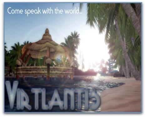 VIRTLANTIS | Virtual World Language Learning | Scoop.it