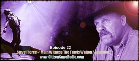 Citizen Sane Radio: Episode 22 - Steve Pierce   Scientific Paranormal Research Organisation   Scoop.it