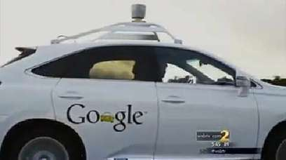 Google planning to test 100 self-driving cars - WSB Atlanta | Design, Photography & Social Media | Scoop.it