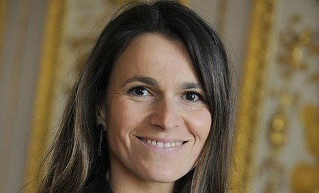 Aurélie Filippetti, «l'avenir de la presse passe par le numérique»   DocPresseESJ   Scoop.it