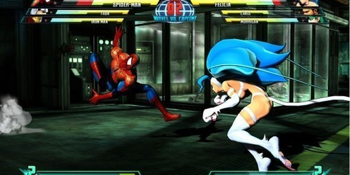 Marvel vs Capcom 3 Fate of Two Worlds - XBOX 36