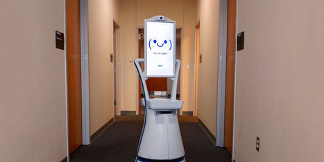 Sam, le robot de télé-présence pas comme les autres | Des robots et des drones | Scoop.it