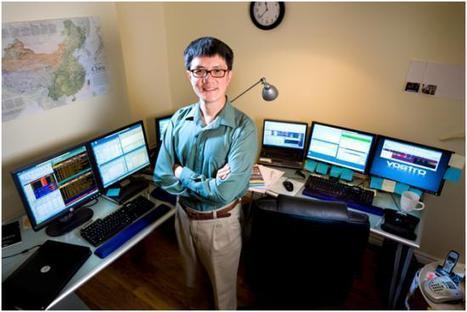 Interview: Ernest P. Chan Quantitative Trading | Algorithmic Trading | Scoop.it