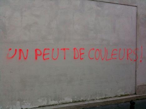 Les murs n'ont pas de correcteur d'orthographe et ça se voit « Le blog de Guillemette Faure | Street Arts | Scoop.it