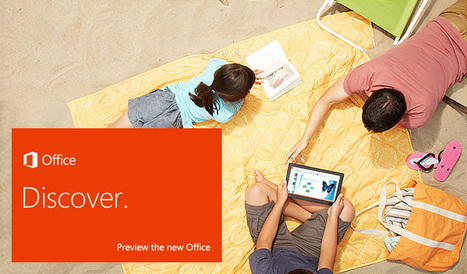 Office 2013 Free Quick Start Guides | Microsoft | Scoop.it