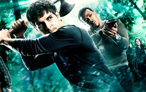 NBC's 'Grimm' Embraces the Second Screen [EXCLUSIVE] | screen seriality | Scoop.it