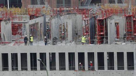 La construction de logements neufs continue sa dégringolade | Construction l'Information | Scoop.it