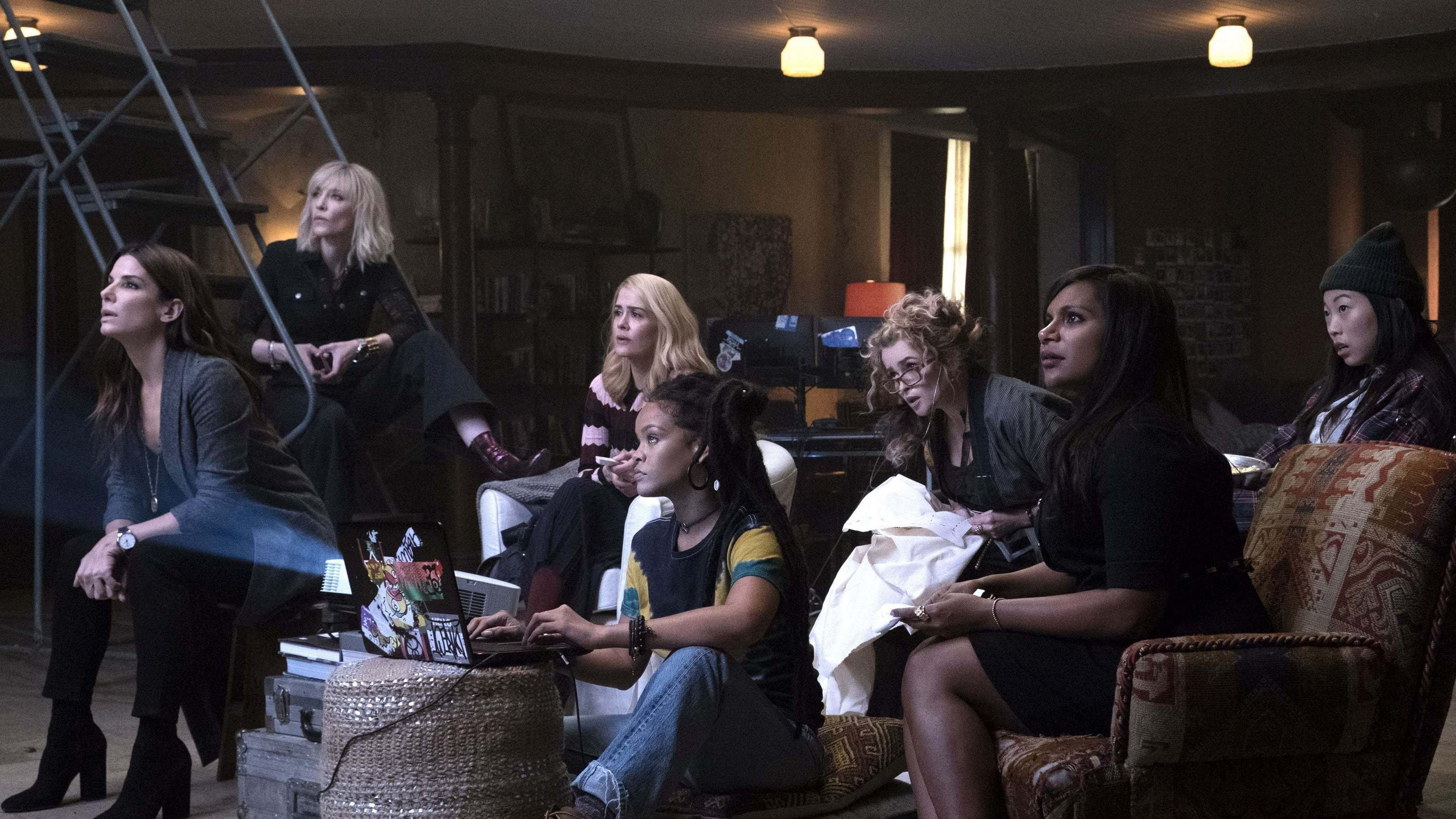 Image result for ocean's 8 2018
