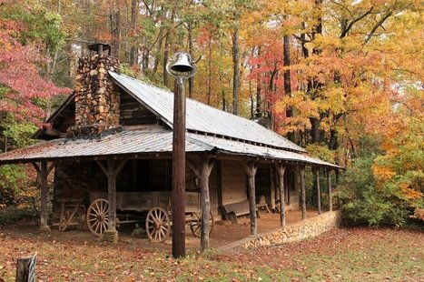 In The Mountains Of Georgia, Foxfire Students Keep Appalachian Culture Alive | Geography Education | Scoop.it