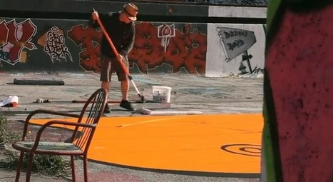 Art + Sport = Awesome | The Black Pool | Scoop.it