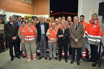 La Croix-Rouge se dote d'une plate-forme de logistique à La Crau | Logistique et Transport GLT | Scoop.it