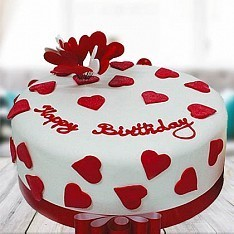 Online Birthday Cake Delivery In Bangalore Flower
