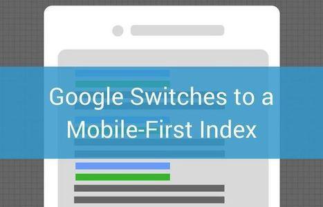 Google va signaler aux sites les erreurs à corriger avant l'index Mobile-First | Référencement internet | Scoop.it