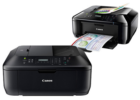 How to fix Error 1660 in canon MX series printe