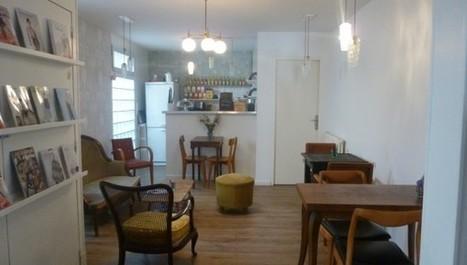 Nouveau : Café-mercerie de Claudine - Du café et de la couture - LES LILAS | Parisian'East, la communauté urbaine des amoureux de l'Est Parisien. | Scoop.it