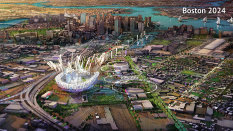 Boston wants to build the most walkable Olympics ever | green streets | Scoop.it