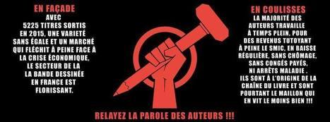 Le Festival d'Angoulême, miroir du monde la BD ?   Bande dessinée et illustrations   Scoop.it