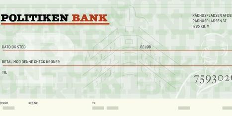 Den sidste check er på vej til at blive skrevet | Kreativ Innovation | Scoop.it