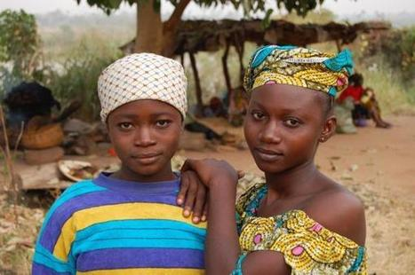 Háčik s prostitútky v Nigérii