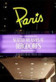 Scatter My Ashes at Bergdorf's (2013)   Hollywood Movies List   Scoop.it