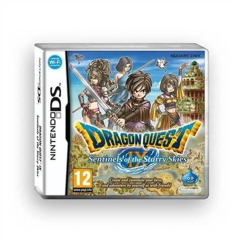 Dragon Quest IX - Refurbished (Nintendo DS)   Buy PS4 Video Games United Kingdom   Scoop.it